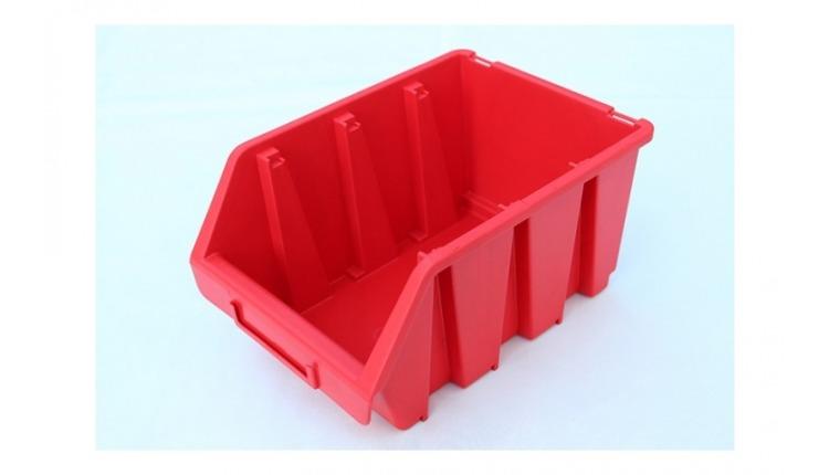 sichtlagerboxen rot sichtlagerboxen gardeko gmbh faltzelte garten und wohnm bel. Black Bedroom Furniture Sets. Home Design Ideas